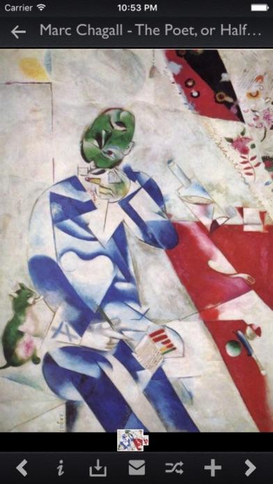 Marc Chagall Art!