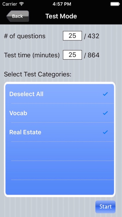 Real Estate Vocabulary Quiz - Broker Exam Prep screenshot-3