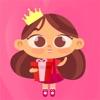 Princess Fasion Dress Up Makeover Games for Kids