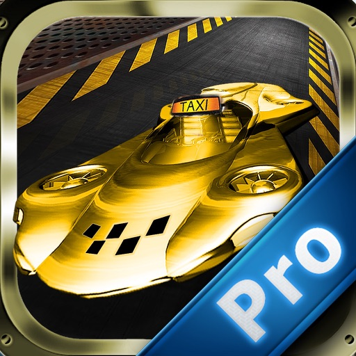 3D Overdrive Taxi PRO