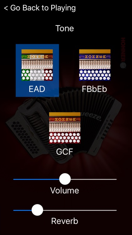 Hohner-EAD Mini SqueezeBox - All Tones Deluxe Edition