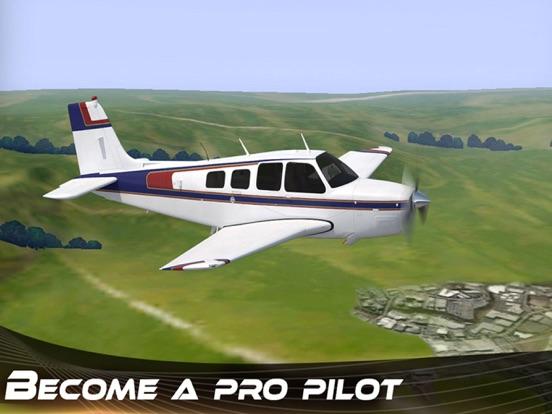 Скачать Самолет симулятор полета 3D - струйного игра реали