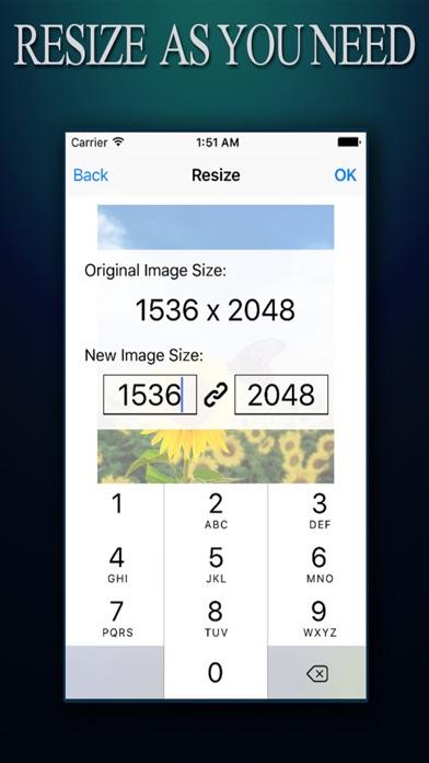 点击获取Image Resizer ADVANCED - Photo Resize Editor To Reshape pictures and Photos