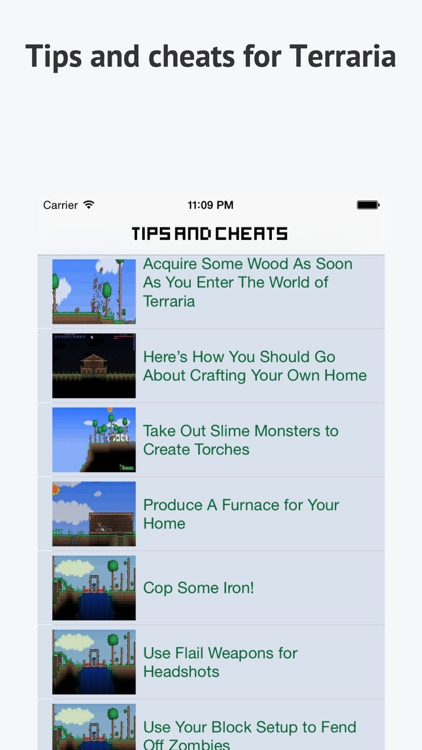 Ultimate Guide for Terraria Pro - Tips and cheats for Terraria screenshot-0