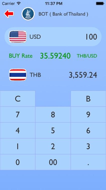THB Rate screenshot-4