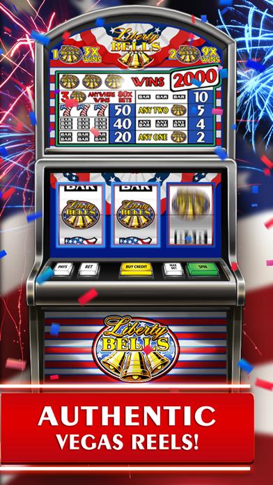 Slots - Classic Vegas - Free Vegas Slots Casino GamesScreenshot of 5