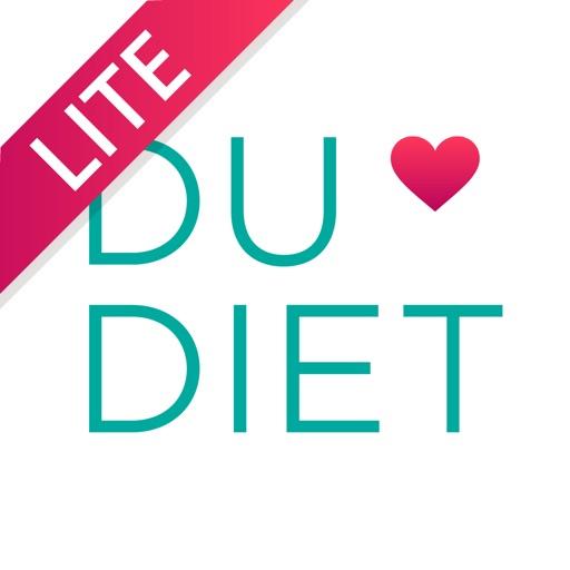 Du Diet Lite. Organiser + Water Balance Tracker + Diet Diary + Recipes