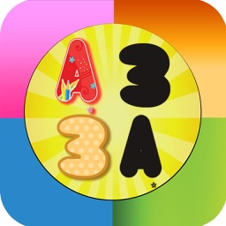Toddler Fun ALPHABETS and NUMBER