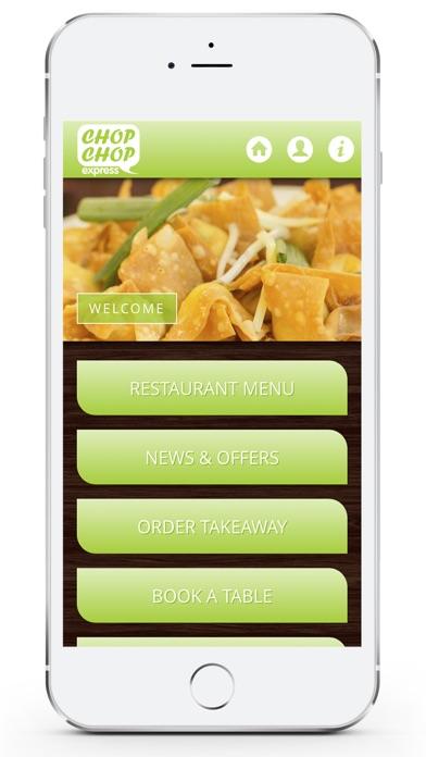 Chop Chop Express screenshot one