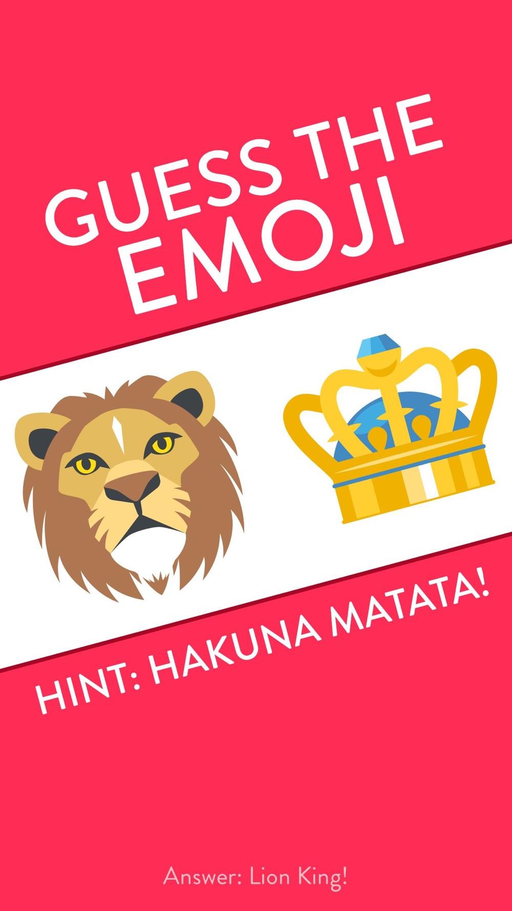EmojiBrain – Guess The Emoji