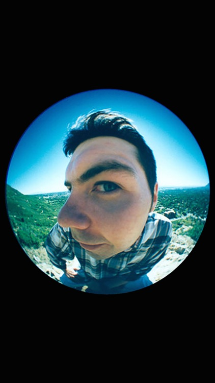 Fisheye Camera - Pro Fish Eye Lens with Live Lense Filter Effect Editor screenshot-4
