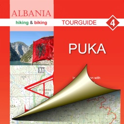 Puka. Tourist map