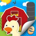 Lily's Farm Animal Stickers Premium icon