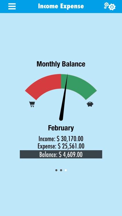Income Expense