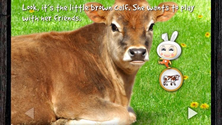 Oink! Learn Farm Animal Sound: Preschool Education screenshot-4