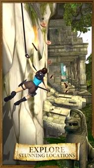 Lara Croft: Relic Run iphone images