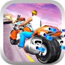 Moto Shooting - Free ( 3D Moto Bike Shooting & Racing Game )