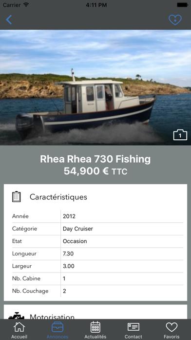 Barcares Yachting screenshot four