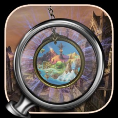 Activities of Hidden Objects Puzzle Strange World