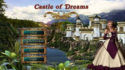 Castle of Dreams Hidden Object screenshot three