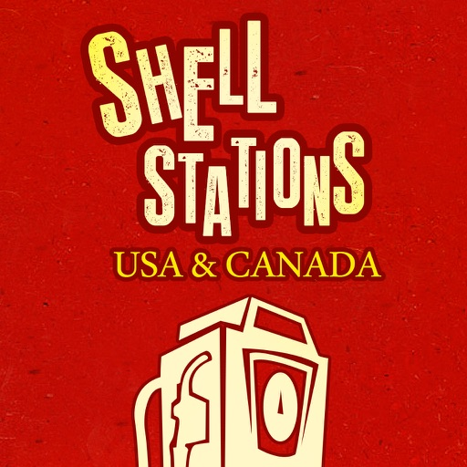 Best App for Shell Stations USA and Canada