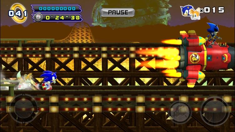 Sonic The Hedgehog 4™ Episode II screenshot-3