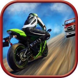 Moto Racing: Traffic City