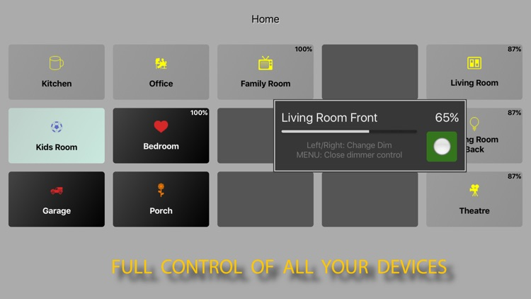 Master Switch for Smart Homes