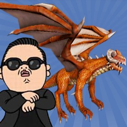 Gangnam Monster Race Free China Town Race