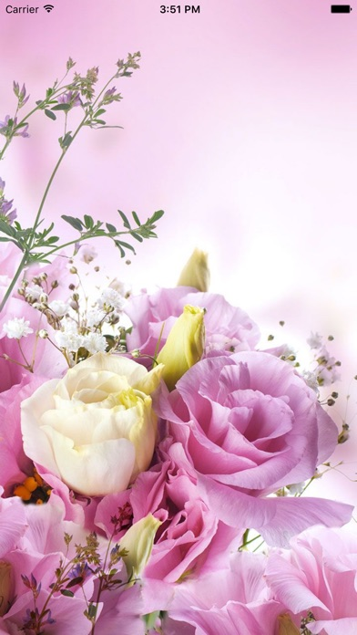 Screenshot 1 For Live Flower Wallpaper