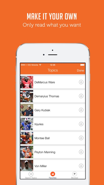 Sportfusion - Denver Broncos Edition - News, Live Scores & Rumors