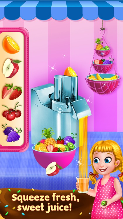 Fair Food Maker Game screenshot-2