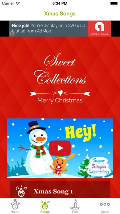 Christmas Songs & Gifts Collections