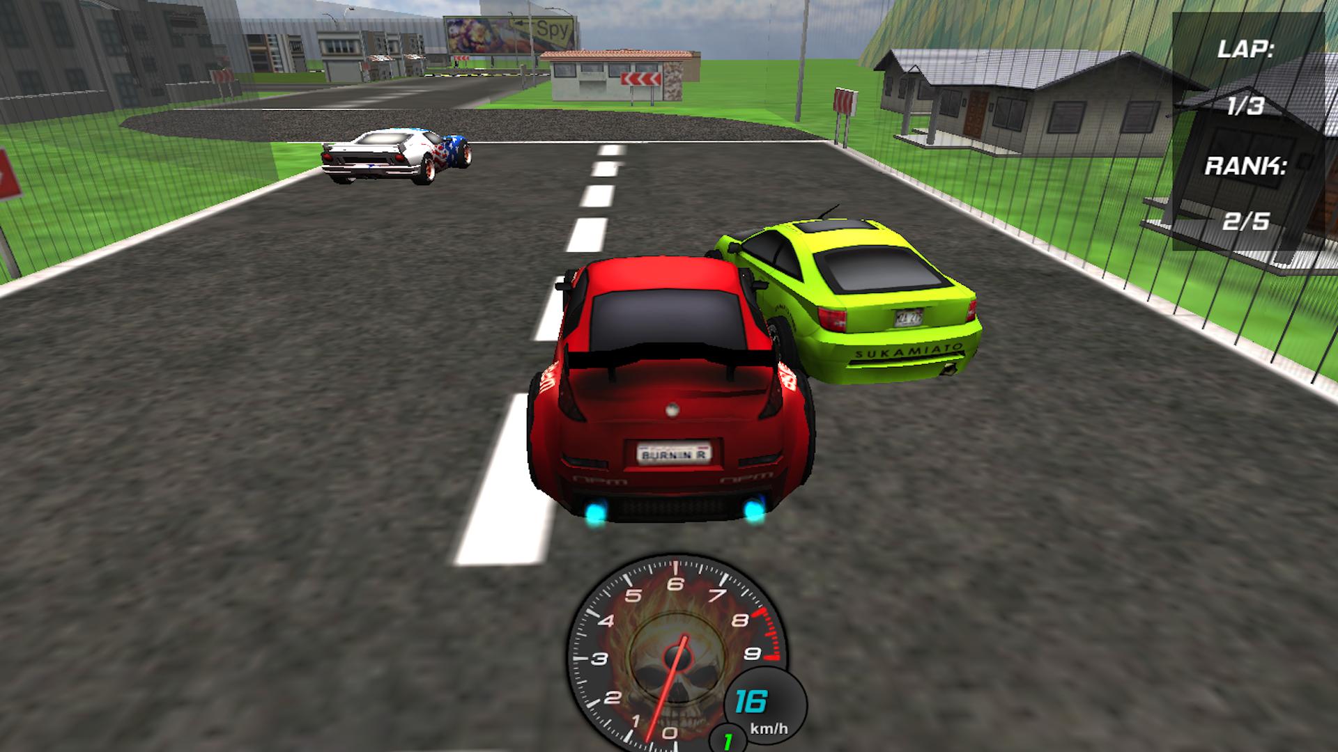 Speed Car Fighter HD 2015 Free screenshot 13