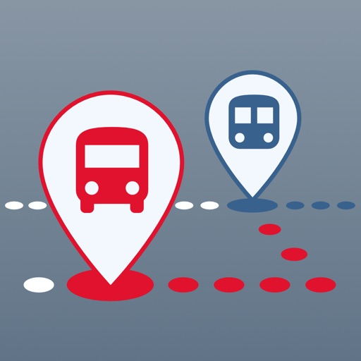 ezRide Washington Metro - Transit Directions for Bus and Subway including Offline Planner