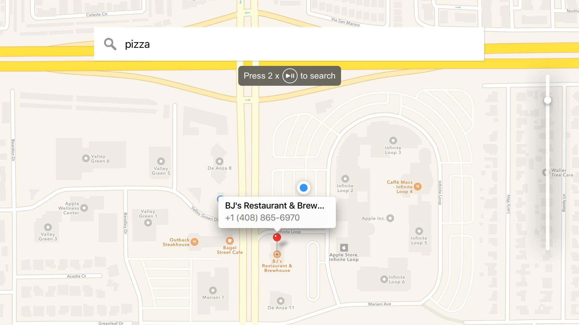 Maps for TV screenshot 4