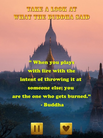 Daily Buddha Quotes - Buddhist Mindfulness Words of Wisdom Every Day-ipad-0
