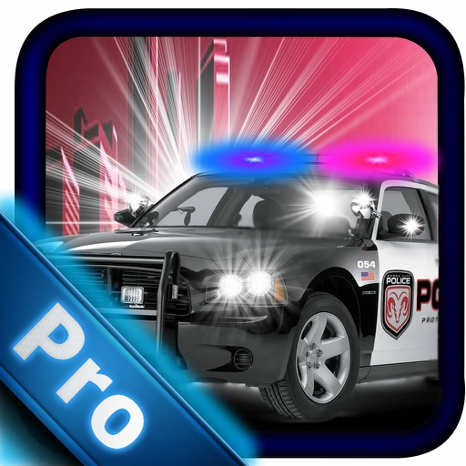 Police Car Simulator Pro - Best Smash Cops Race in The City