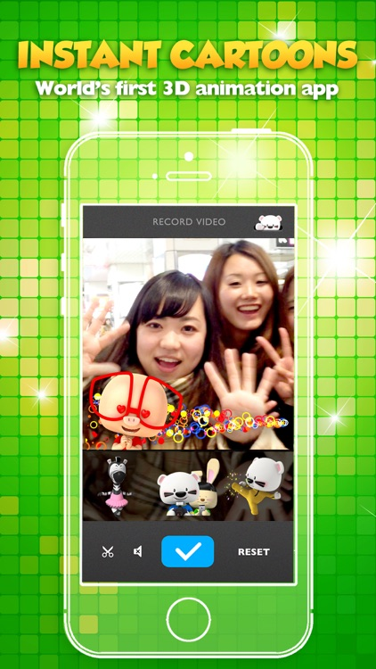 BOOMi Camera (3D Emoji Video + Photo Maker) BOOMiGram