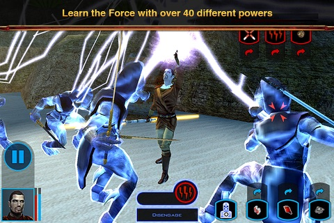 Star Wars®: Knights of the Old Republic™ screenshot 3