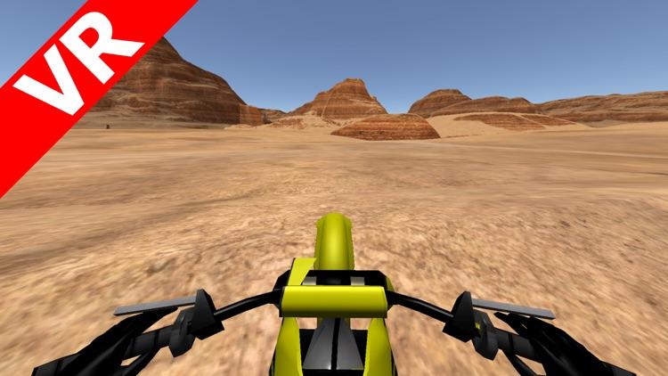 VR Motorcycle Simulator for Google Cardboard