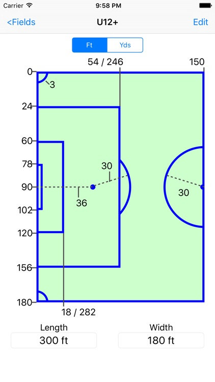 Soccer Field Calculator screenshot-3