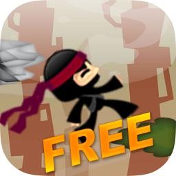 Vertical Wand Climbing Ninja Jump FREE