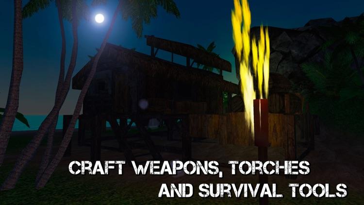 Tropical Island Survival 3D Full screenshot-3