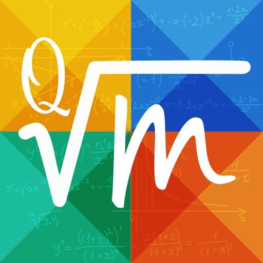 Quick Math Advanced - formulas, definitions, algorithms, theorems, applications, examples