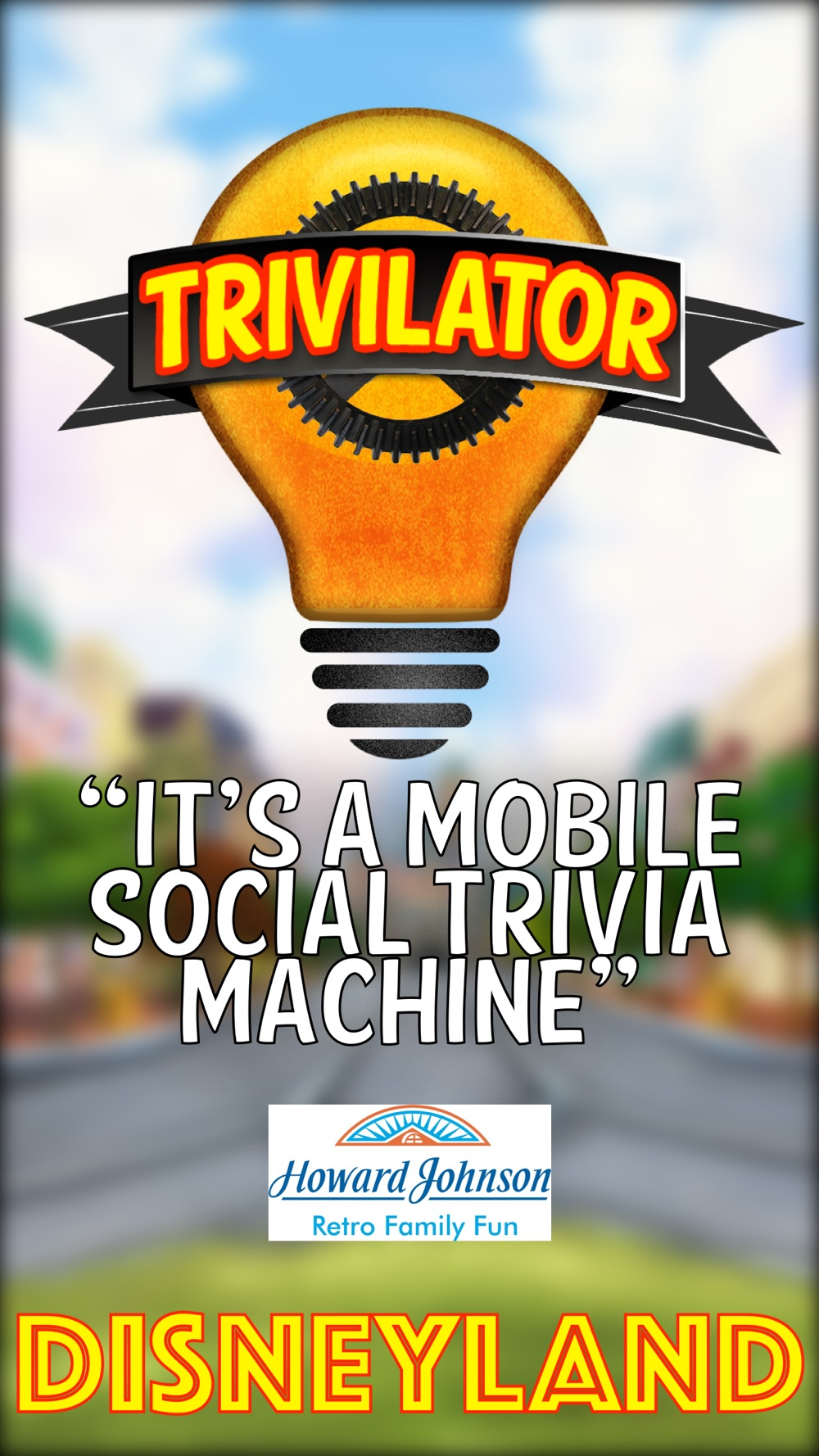 Disneyland Trivia TRIVILATOR Multi-Player Trivia Game by MouseWait Cheat Codes