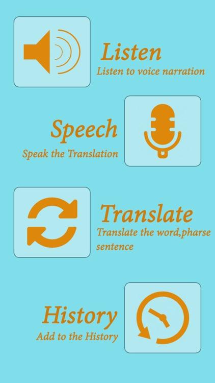 AllTranslate - Translate Voice - Translator