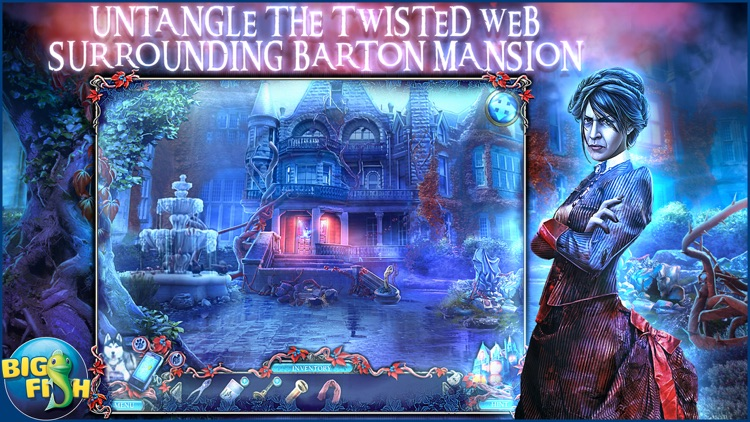 Dark Dimensions: Homecoming - A Hidden Object Mystery (Full) screenshot-0