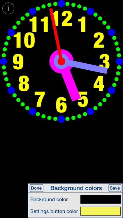 ClockIt - create & share clock