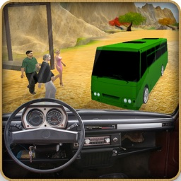 Offroad Tourist Bus Transport - Drive on Hills To Be a Best Duty Driver